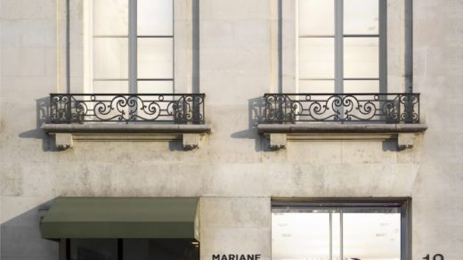 Mariane Ibrahim is opening a new gallery in Paris on Avenue Matignon. Image courtesy Mariane Ibrahim Gallery.