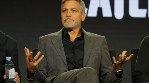 'Monuments Men' Actor George Clooney Is Calling for the UK to Repatriate the Elgin Marbles to Greece