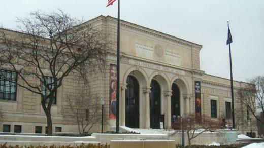 The Detroit Institute of Arts, Detroit, Michigan, USA. Courtesy Wikicommons.