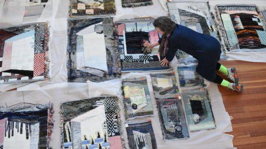 Studio Visit: Dutch Textile Designer Hella Jongerius Is Cherishing Her Paper Archives and Enjoying Some Good Soup
