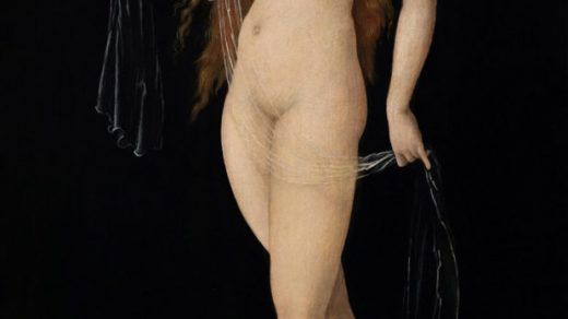 Lucas Cranach the Elder, Venus (1531). Courtesy of Wikimedia Commons.