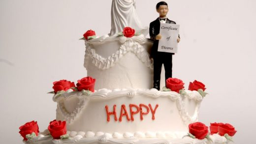 Happy Divorce! (Photo by Keith Beaty/Toronto Star via Getty Images)